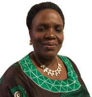 Mhe. Prof. Joyce Ndalichako (MB)